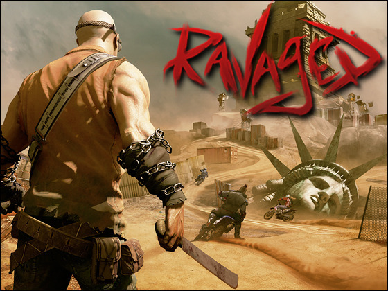 Ravaged by 2 Dawn Games