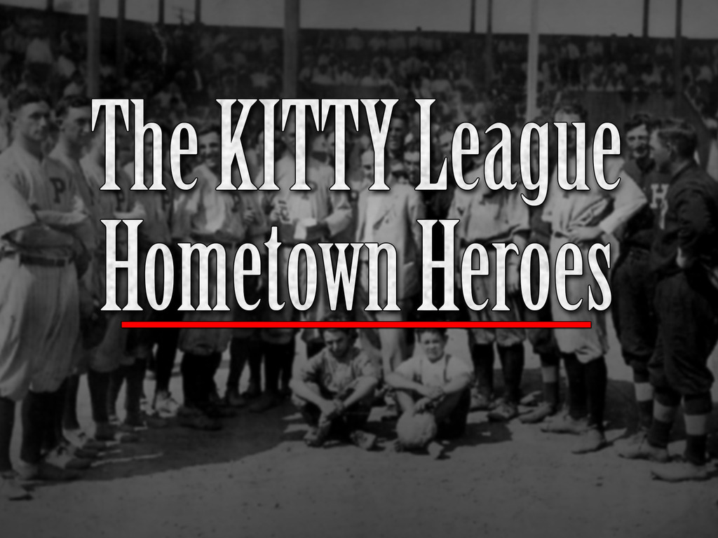 The Kitty League: Hometown Heroes's video poster