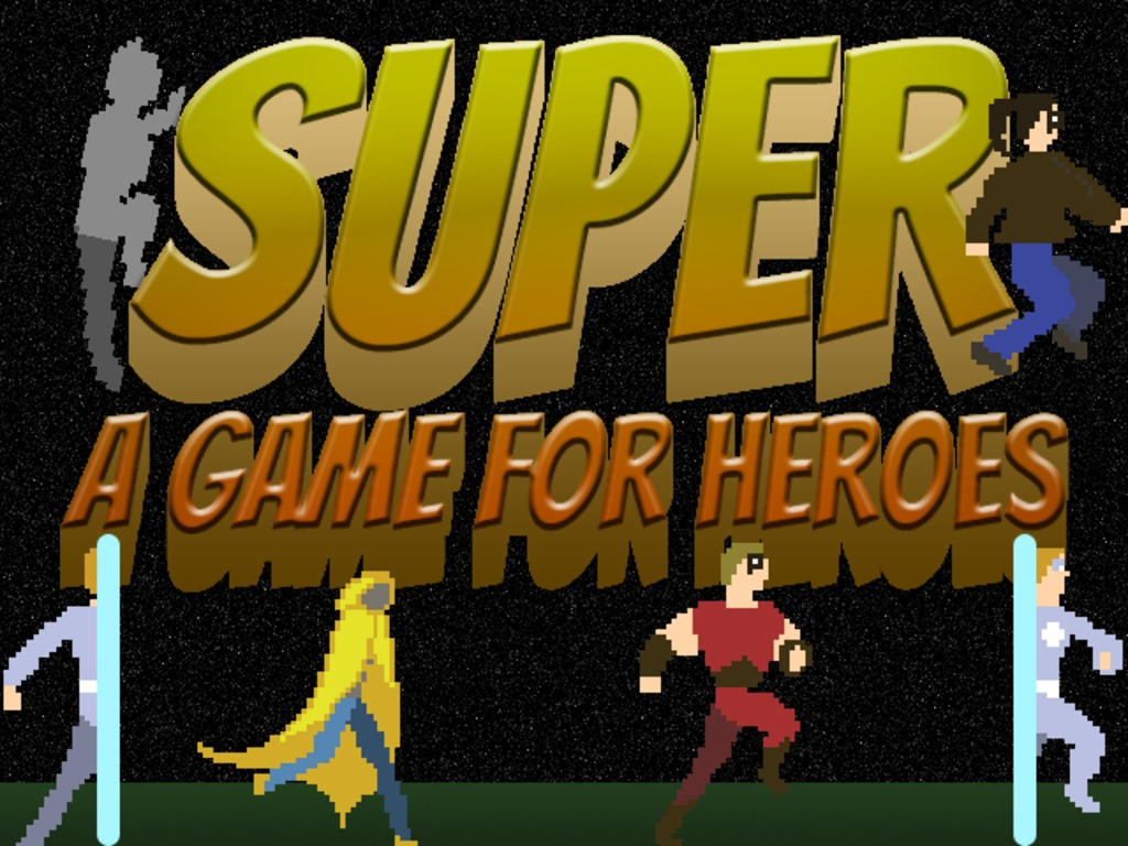 SUPER: A Game for Heroes's video poster