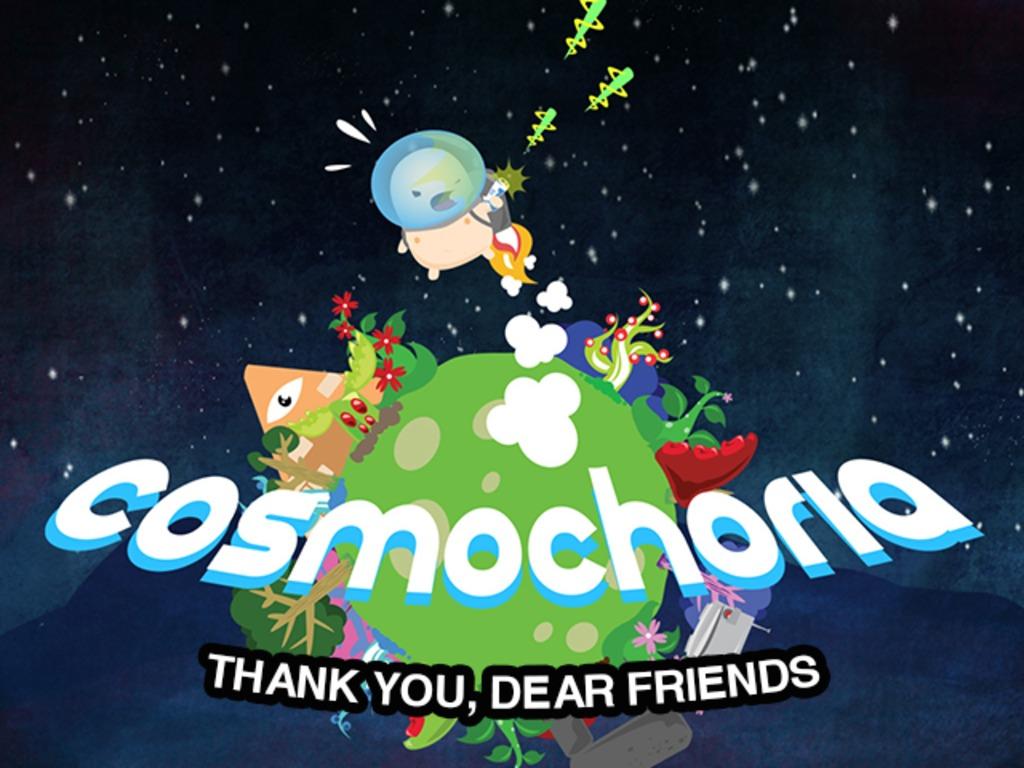 Cosmochoria's video poster