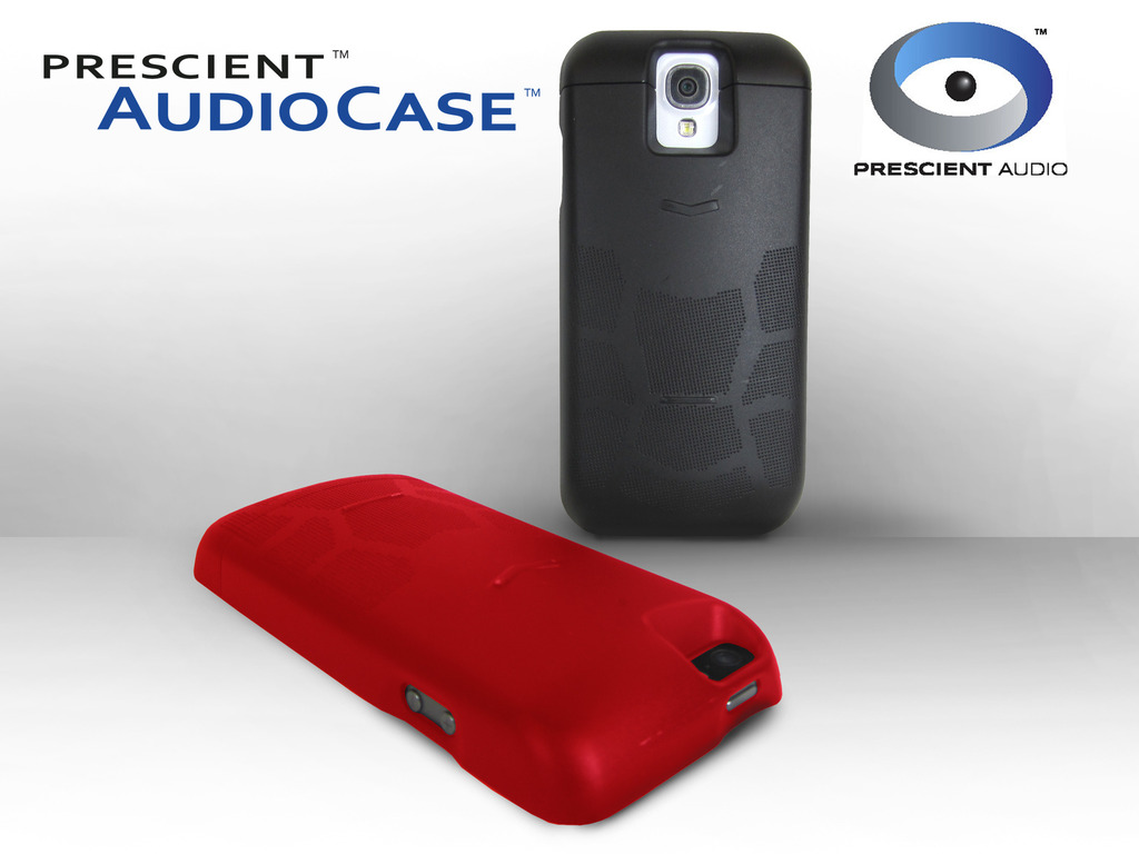 Prescient AudioCase for iPhone 5/5s & Galaxy S4 (Canceled)'s video poster