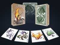 THE ELEMENTS Playing Cards