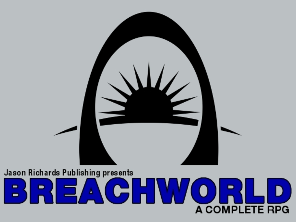 Breachworld RPG's video poster