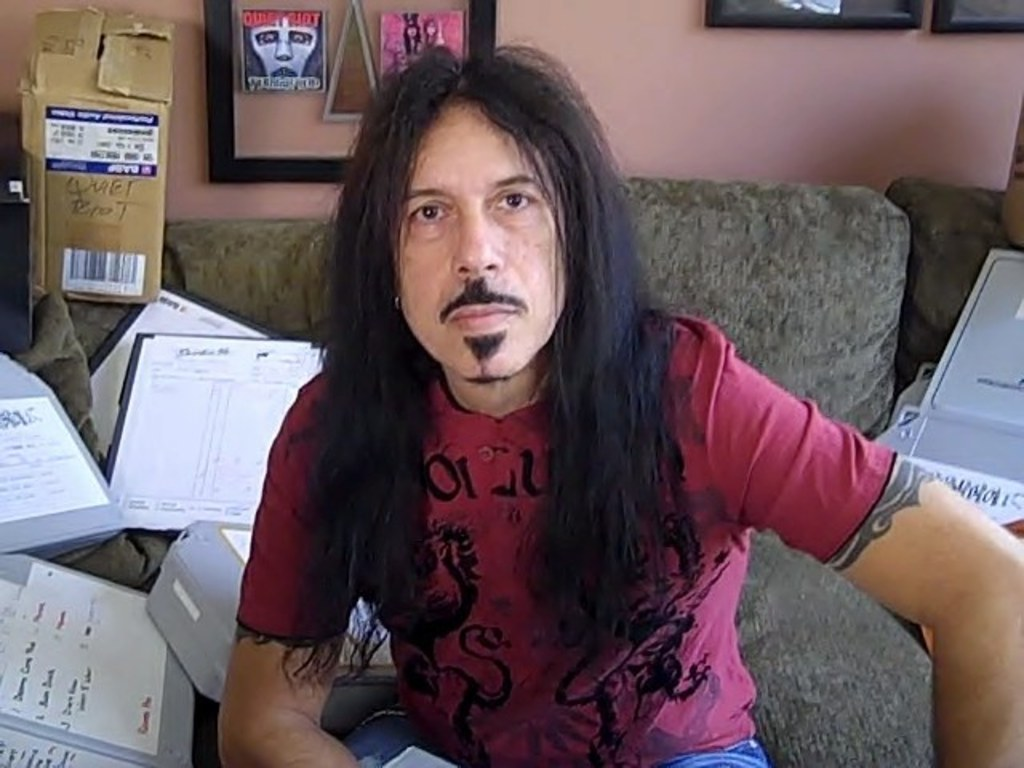 Frankie Banali / QUIET RIOT Documentary's video poster