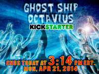 Ghost Ship Octavius Debut Album