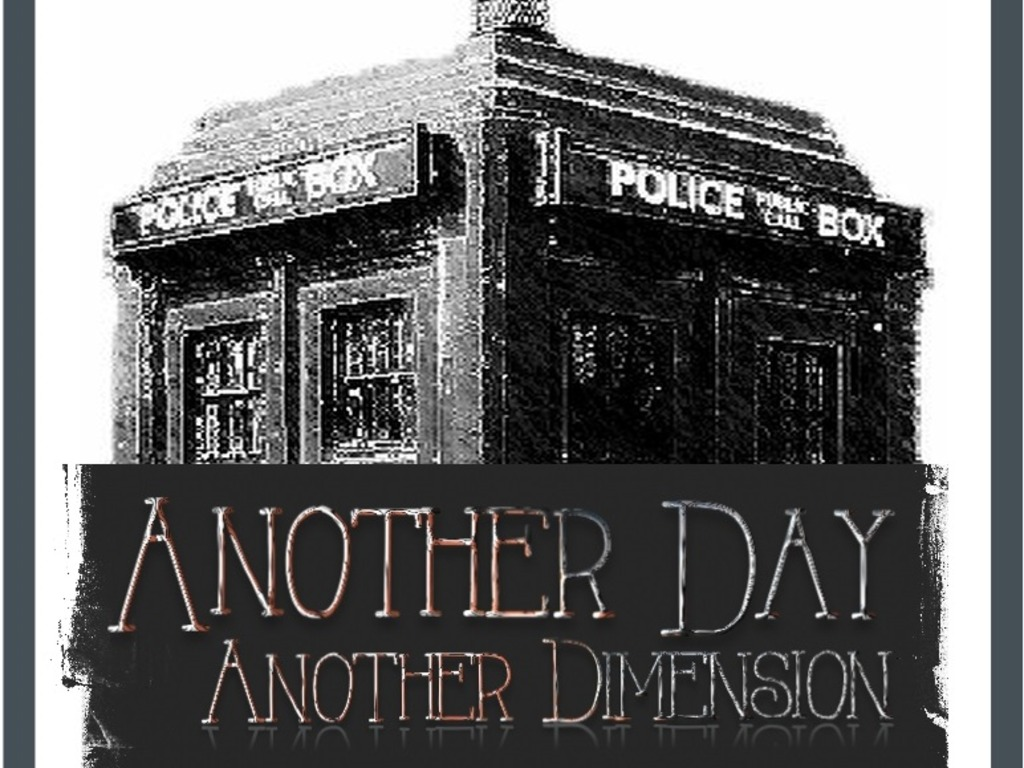 Another Day, Another Dimension (A Dr Who Project)'s video poster