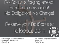 RollScout™ - Go in peace!