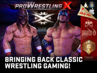 Pro Wrestling X – Bringing back classic wrestling gaming!