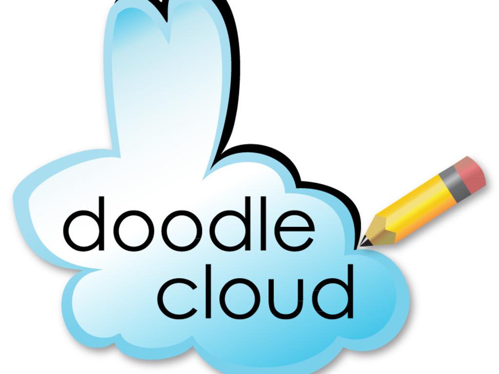 doodle cloud's video poster