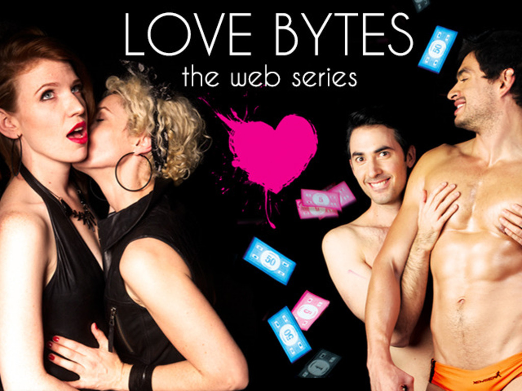 Love Bytes - a Queer Comedy Web Series's video poster