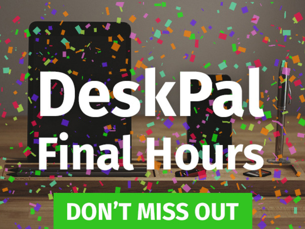 DeskPal's video poster
