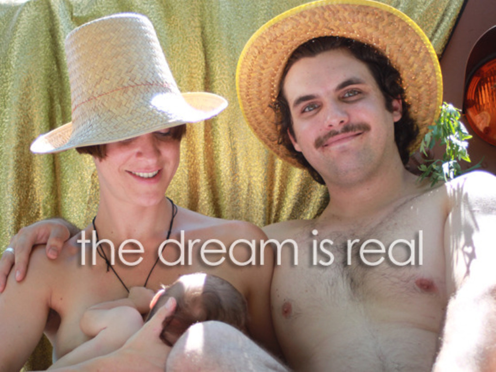a baby... a bus... a dream...'s video poster