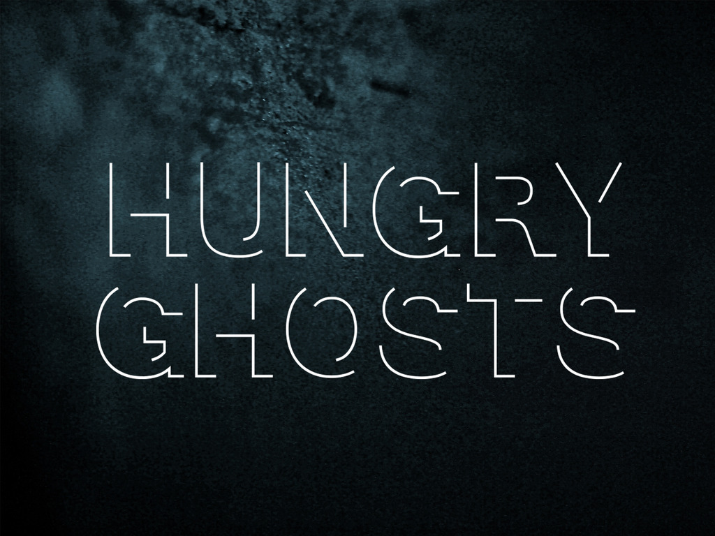 """""""Hungry Ghosts,"""" a short film about addiction/recovery's video poster"""