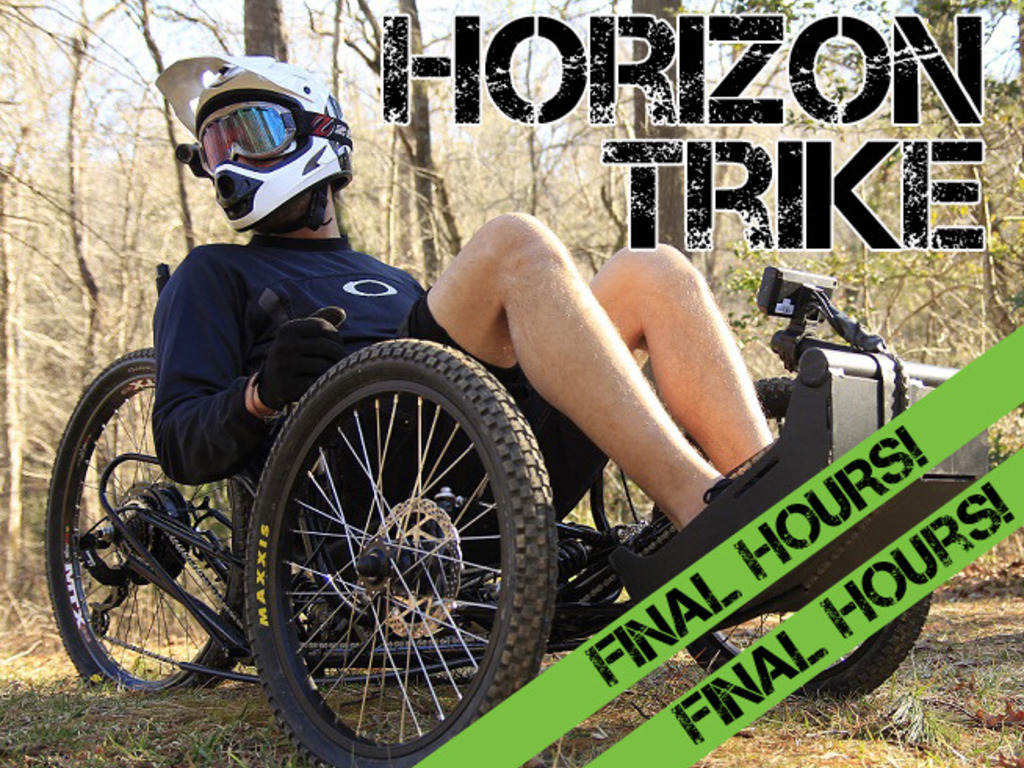 Horizon: The Disability Proof All-Terrain Electric Bike's video poster