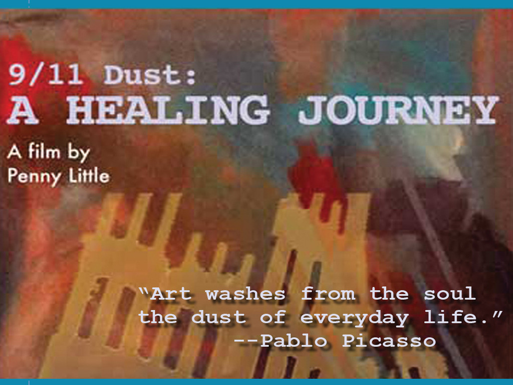 9/11 Dust: A Healing Journey's video poster