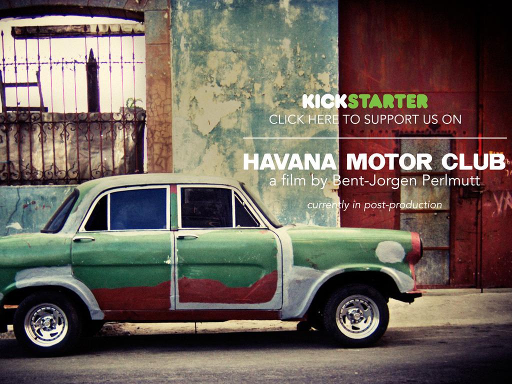 HAVANA MOTOR CLUB - A DOCUMENTARY's video poster