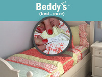 Beddy's beds. Where FASHION meets FUNCTION.