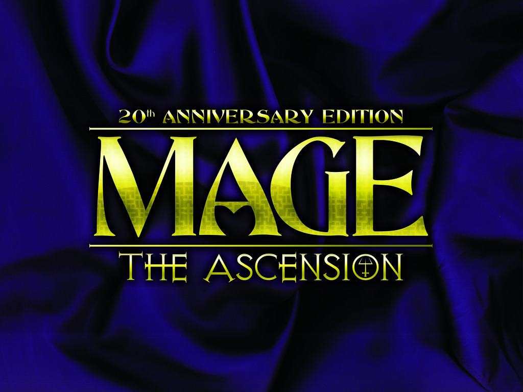 Deluxe Mage: the Ascension 20th Anniversary Edition's video poster