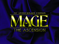 Deluxe Mage: the Ascension 20th Anniversary Edition