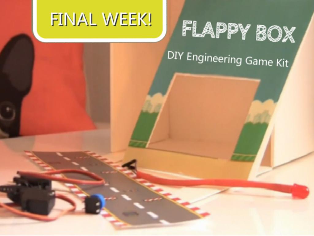 Make Flappy Box - DIY Game Kit's video poster