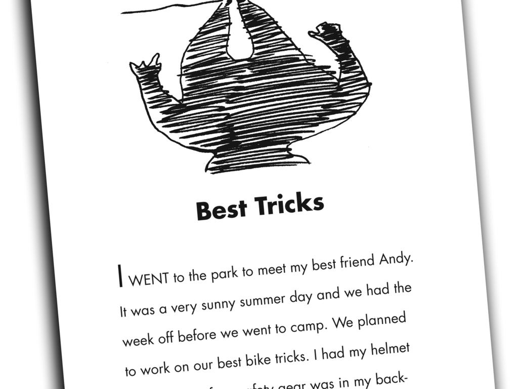 """""""My Worst Best Friend""""  Children's short stories's video poster"""