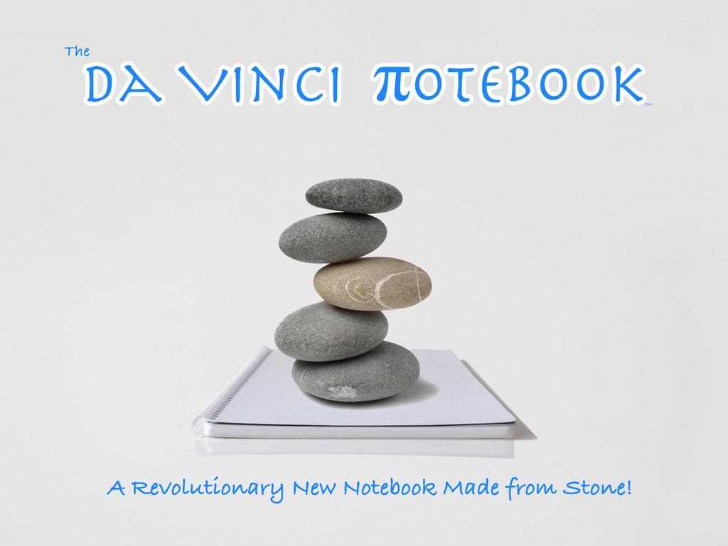 Da Vinci Notebook's video poster