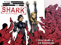 Season of the S.H.A.R.K. (Issues 1 - 4)