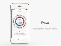Freya Ovulation Calendar - Simple Solution For Every Woman