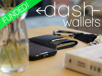 DASH 3.0 : Premium Vegetable-Tanned Leather Wallet