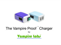 Vampire Proof: Get OFF the Grid - Smart Mobile Charging