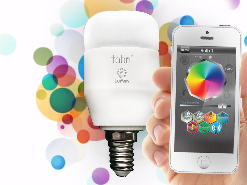 LuMini -- A Simple Bluetooth Smart Bulb for Everyone's video poster