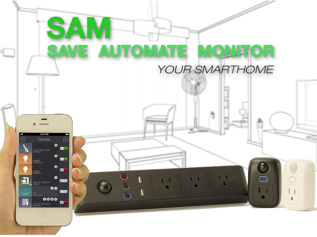 SAM: The Smartest Smart Home Technology (Canceled)'s video poster
