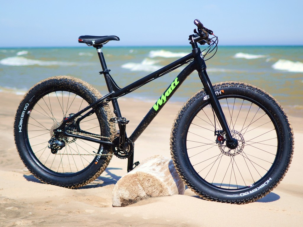 The Drift - A true all terrain bicycle's video poster
