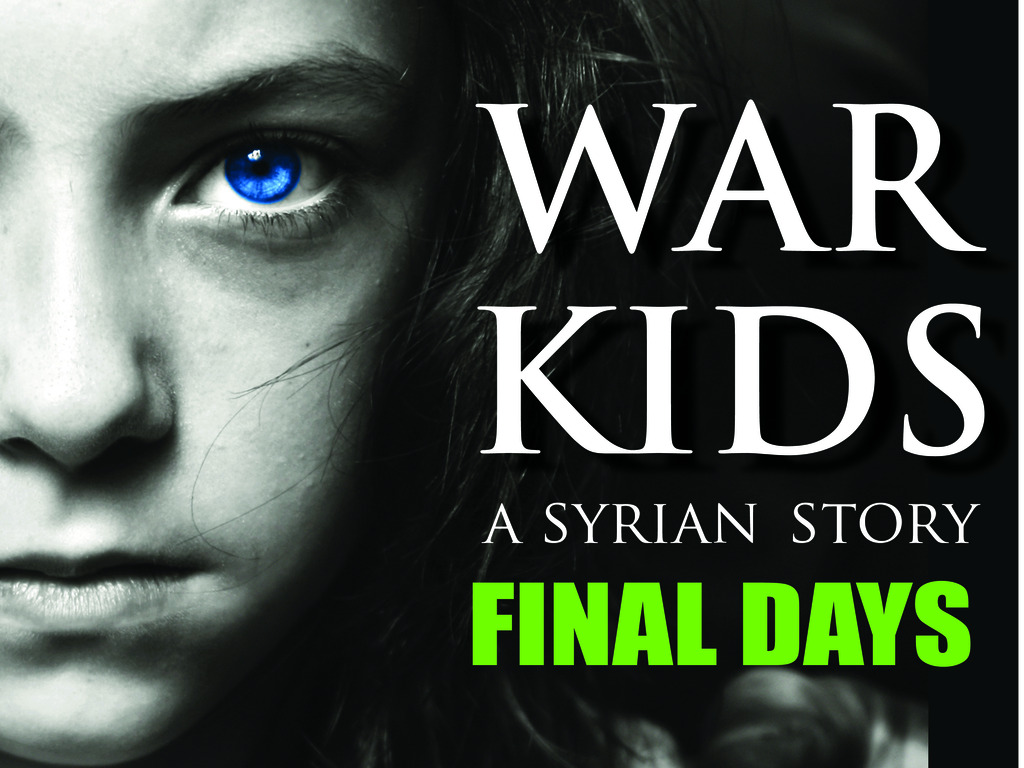 War Kids - A Syrian Story's video poster