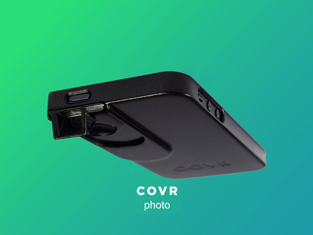 COVR Photo* - An iPhone Case with a Built In Camera Lens's video poster