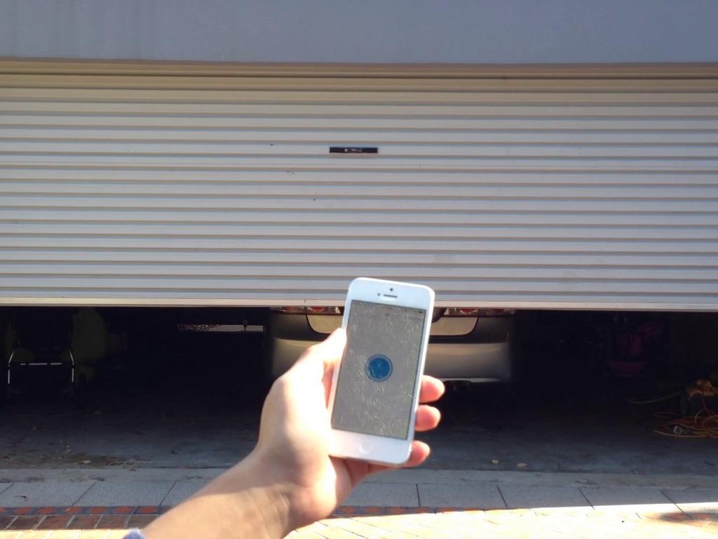 lift - the easy way to open your garage door's video poster
