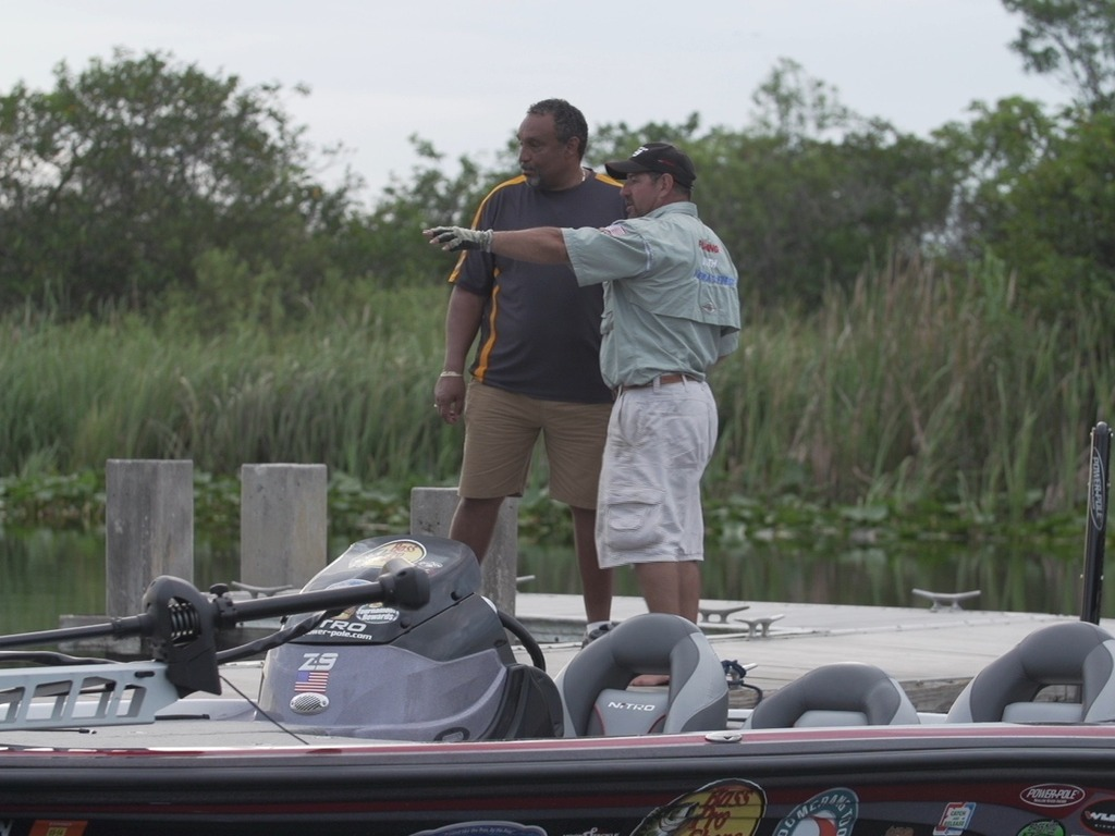 Rudy + Neal Go Fishing's video poster
