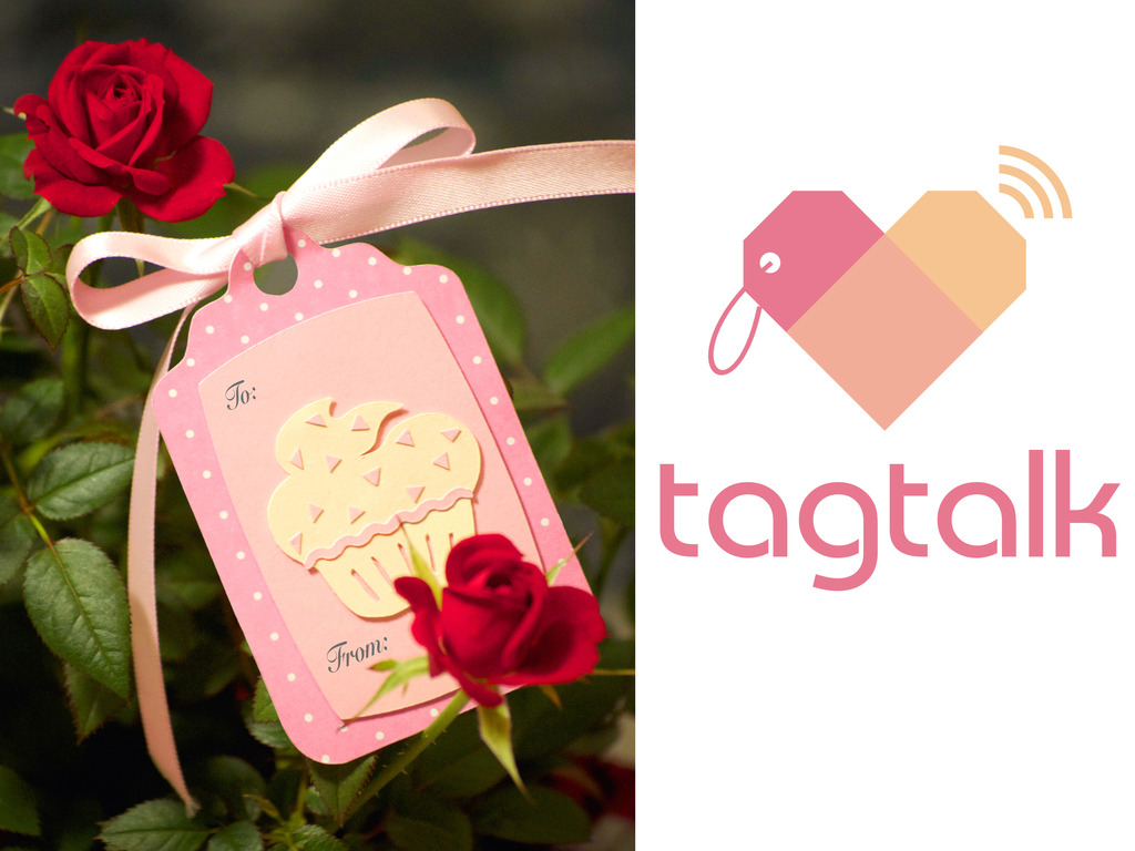 TagTalk - The World's First Crafted NFC Gift Tags (Canceled)'s video poster