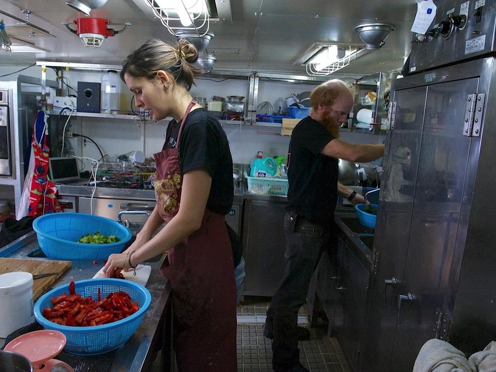 Think! Eat! Act! A Sea Shepherd Chef's Vegan Cookbook's video poster