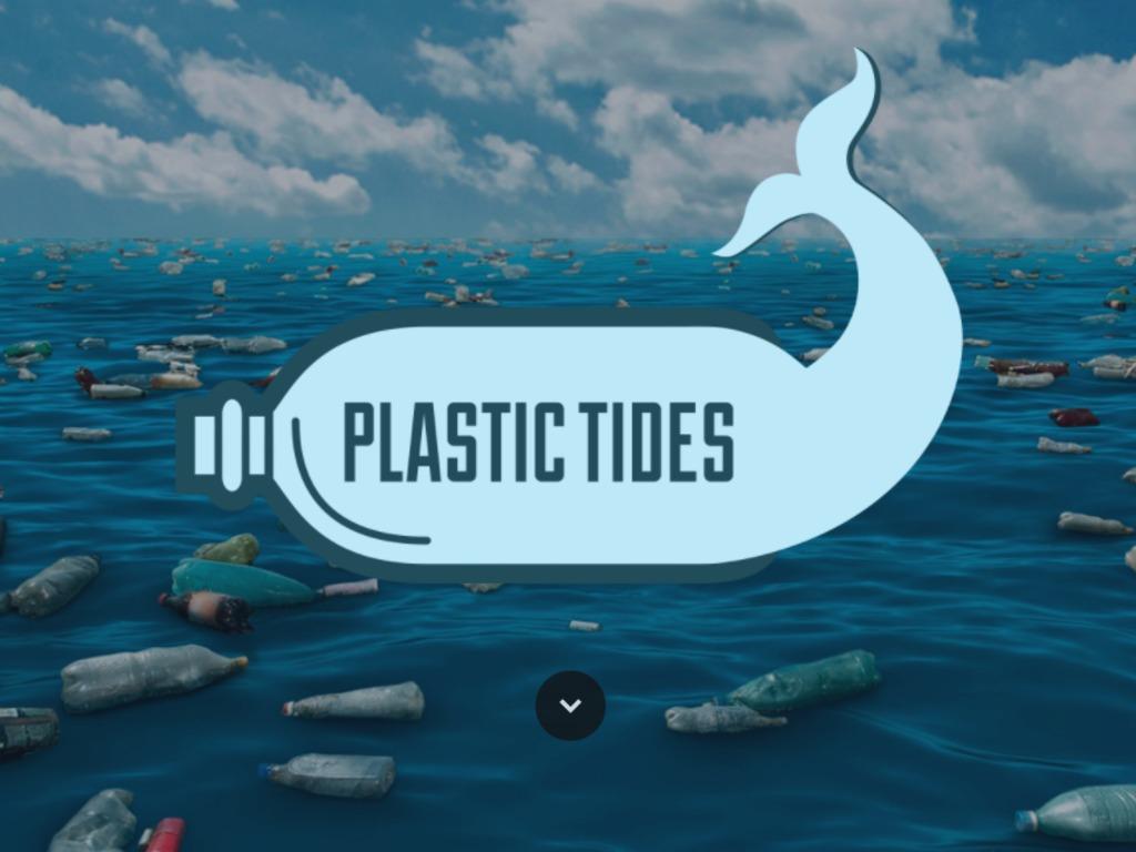 Plastic Tides's video poster