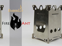 The FireAnt Multi-fuel Backpacking Stove