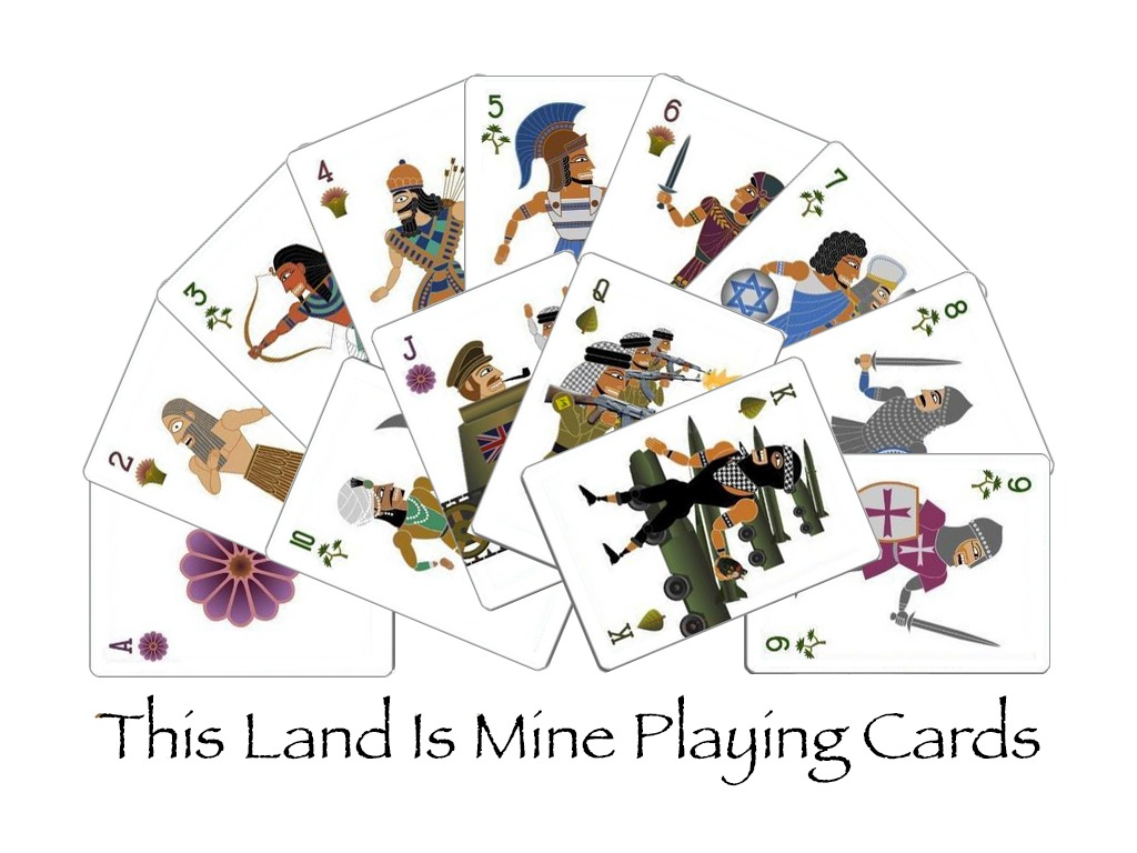 This Land is Mine Playing Cards's video poster