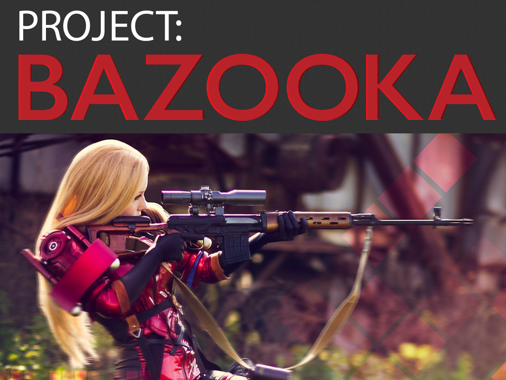 Project: Bazooka - Epic Cosplay Photography's video poster