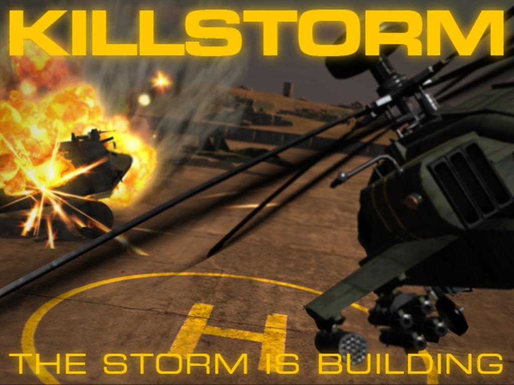 KILLSTORM (Canceled)'s video poster