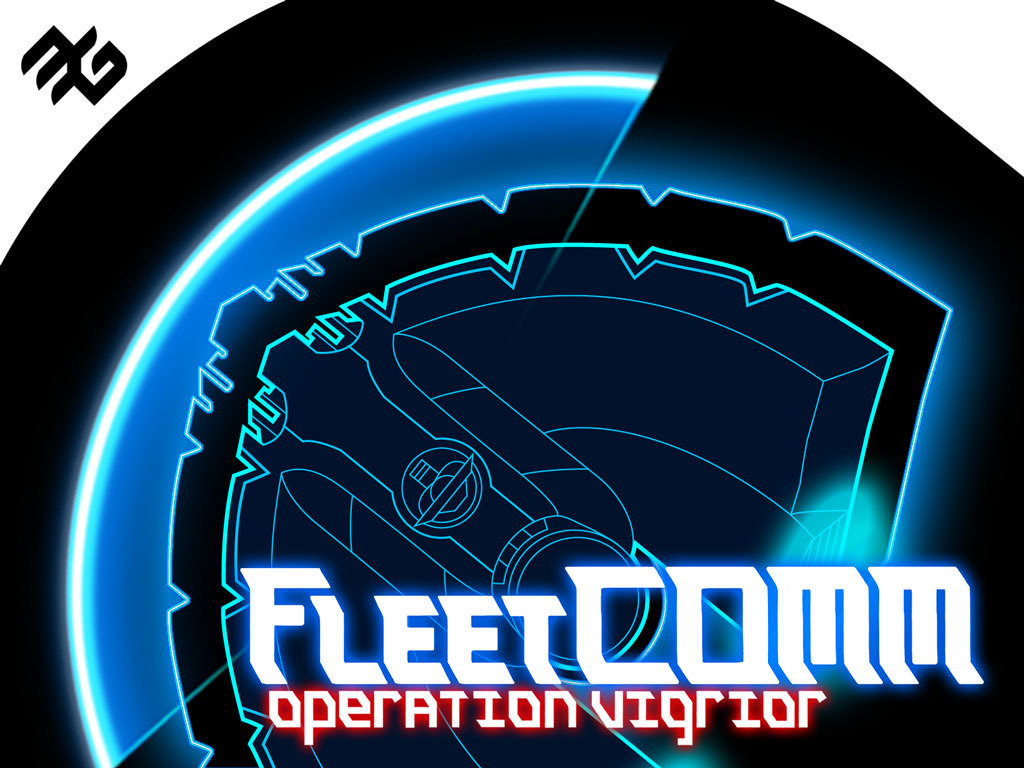 FleetCOMM : Operation Vigrior's video poster