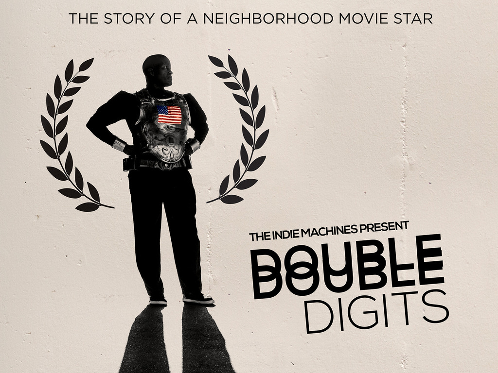 Double Digits: The Story of a Neighborhood Movie Star's video poster