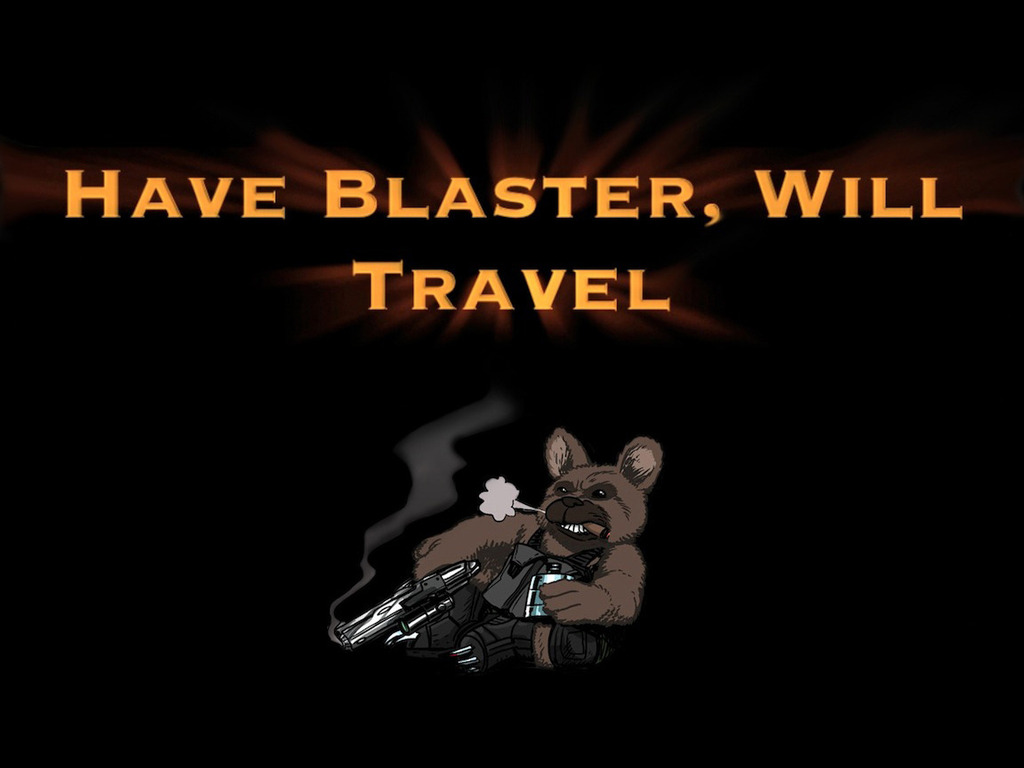 Have Blaster, Will Travel: A Bulldogs! Story Anthology's video poster