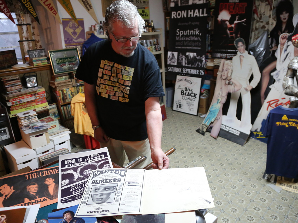 Ron Hall's Memphis: The Rock 'n Roll Years History Book's video poster