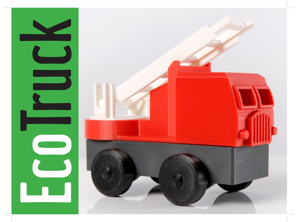 EcoTruck: Made from Safe, Organic Materials in the USA's video poster
