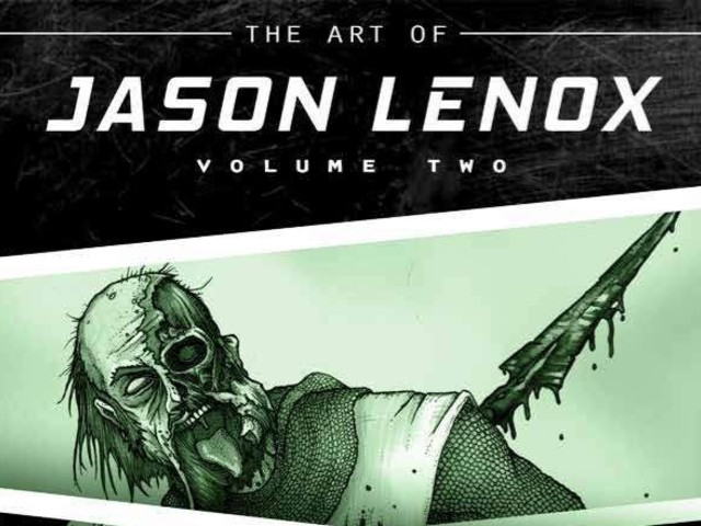The Art of Jason Lenox - Volume 2